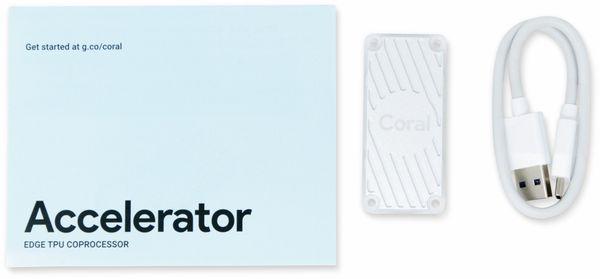 Google Coral USB Accelerator: USB Koprozessor für maschinelles Lernen - Produktbild 9
