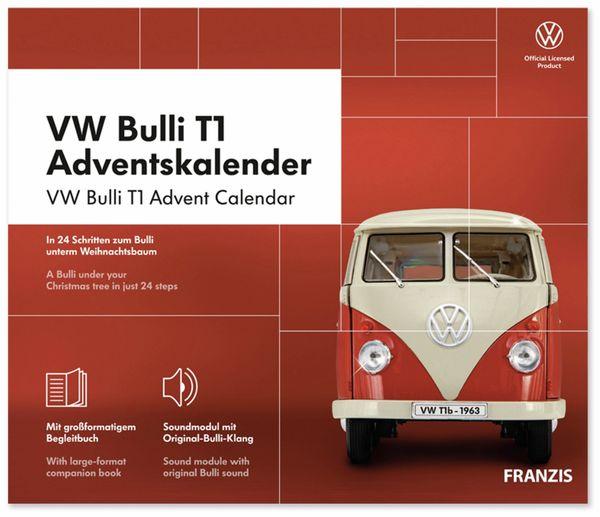 FRANZIS, VW Bulli T1, Adventskalender