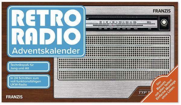 FRANZIS, Retro-Radio, Adventskalender, 2020