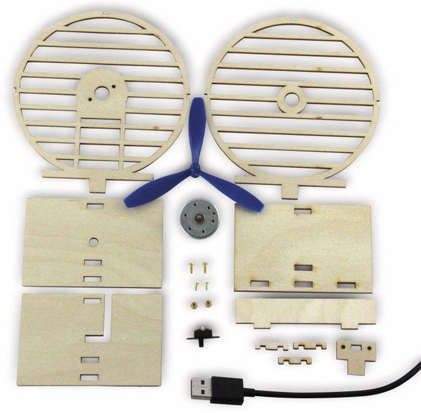 Bausatz, USB-Lüfter - Produktbild 2
