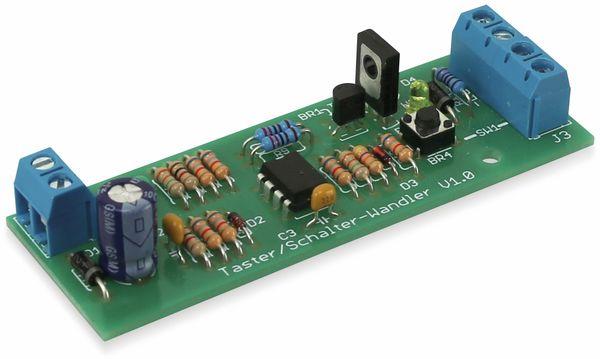 Bausatz Tast/Schalt Converter V1.0