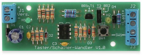 Bausatz Tast/Schalt Converter V1.0 - Produktbild 2