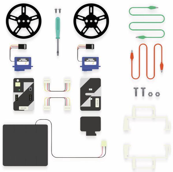 Calliope Motion Kit -Die mobile Ergänzung für Deinen Calliope mini - Produktbild 7