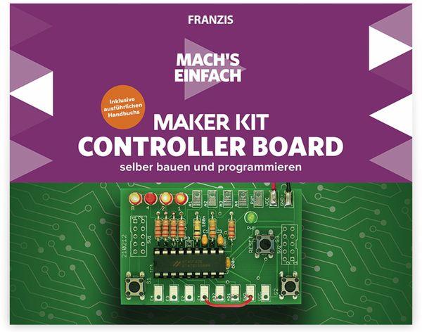 Maker Kit, FRANZIS, 67099, Controller Board selber bauen