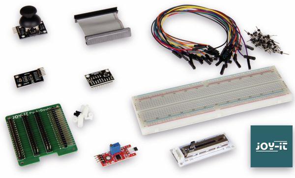 Joy-it Extension JoyPi Erweiterungspaket Passend für (Einplatinen-Computer) Raspberry Pi®