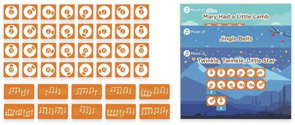 """MatataLab MINT Erweiterung """"Musik"""" / Add-on """"Musician"""" - Produktbild 2"""