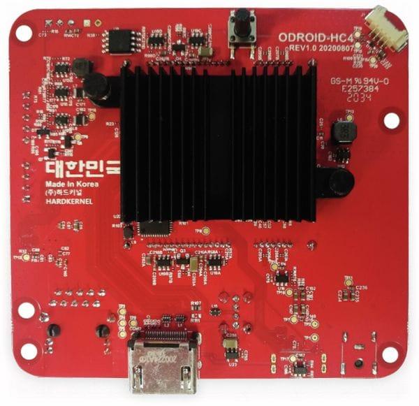 ODROID-HC4 mit OLED - Produktbild 3