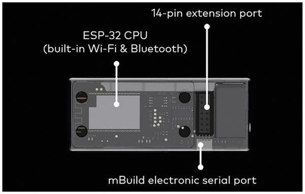 MAKEBLOCK CyberPi Go Kit - Produktbild 10