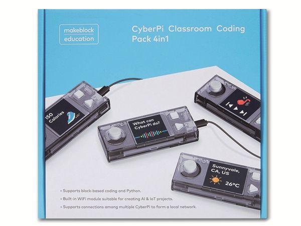 MAKEBLOCK CyberPi Classroom Coding Pack (4 in 1) - Produktbild 4