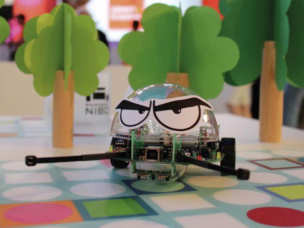 Roboterbausatz NIBObee - Produktbild 5