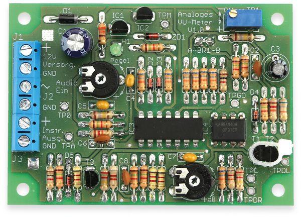 Bausatz Analoges VU-Meter V1.0 - Produktbild 2
