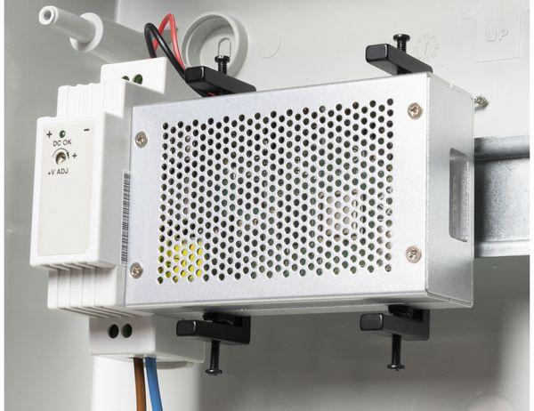 Universal Halterung Vesa 75/100 & Hutschiene / Pi / Mini PC - Produktbild 2