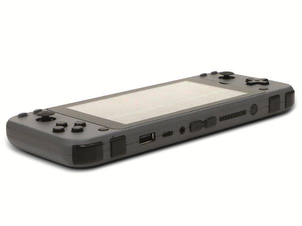ODROID-GO Super, transparent, Spielekonsole (fertig aufgebaut) - Produktbild 2