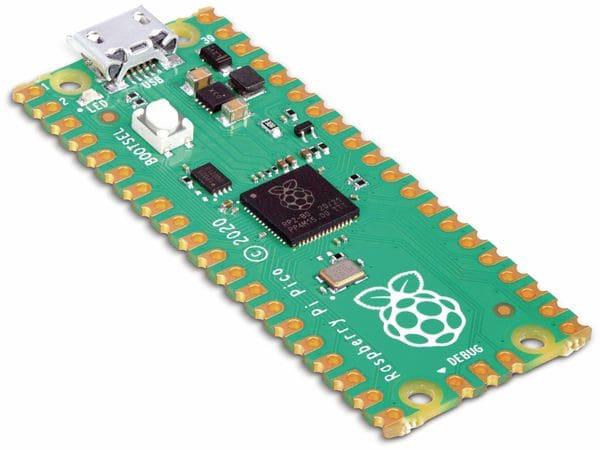 Raspberry Pi Mikrocontroller PICO