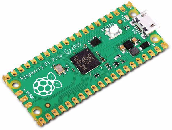 Raspberry Pi Mikrocontroller PICO - Produktbild 2