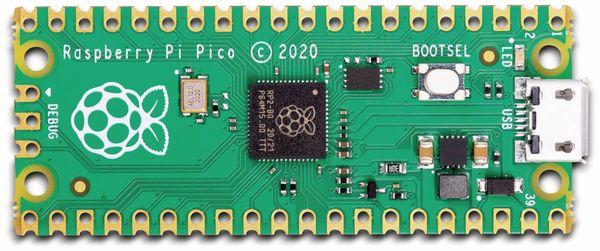 Raspberry Pi Mikrocontroller PICO - Produktbild 3