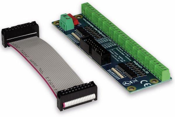 16 Kanal Optokoppler für Pokeys57CNC, 5 bis 24 Volt