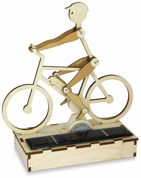 Bausatz, Solar Radler / E-Biker, Holzbausatz zum Selberbauen