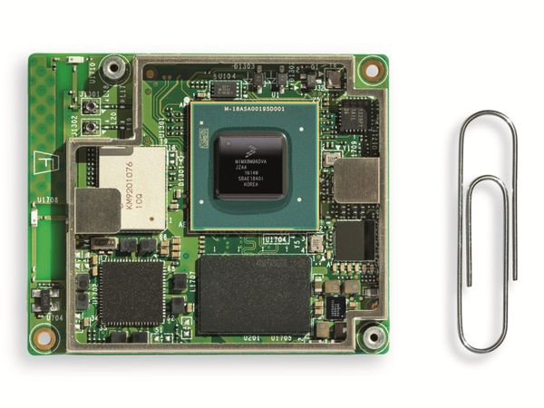 GOOGLE CORAL SYSTEM-ON-MODULE (SOM) 1GB - Produktbild 4