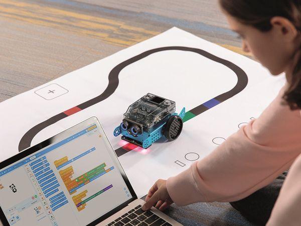 mBot2, Makeblock, Bildungsroboter für Anfänger und Fortgeschrittene - Produktbild 4