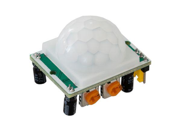Passiver Infrarot Bewegungssensor, Joy-iT, SEN-HC-SR501