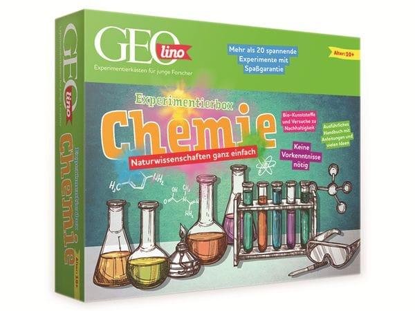 Experimentierkasten, FRANZIS, 67128, Chemie, GEOlino