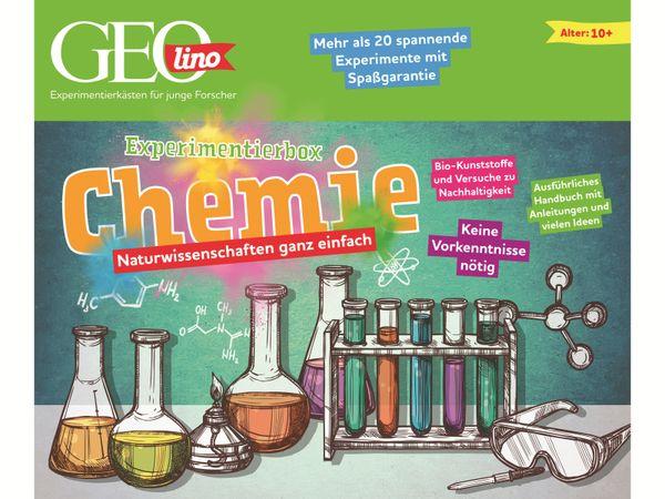 Experimentierkasten, FRANZIS, 67128, Chemie, GEOlino - Produktbild 2