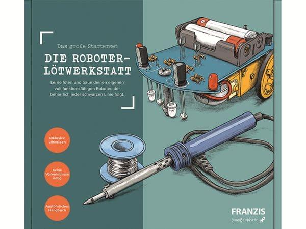 Starterset, FRANZIS, 67144, Löten lernen - Produktbild 2