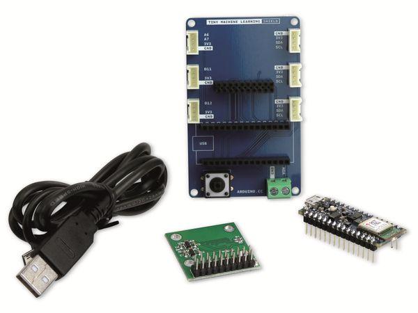 Arduino®, Tiny Machine Learning Kit, AKX00028