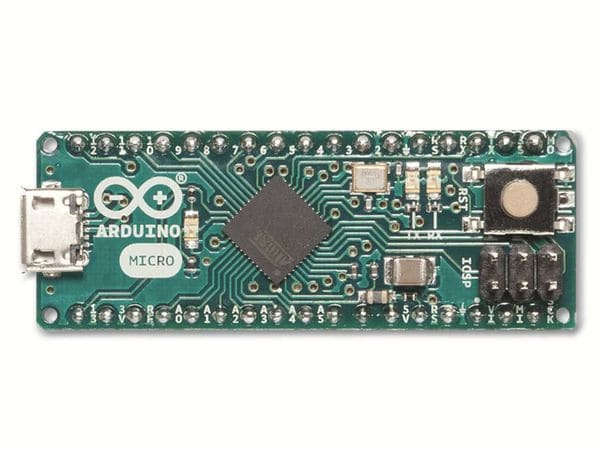 Arduino®, Board Micro, A000053 - Produktbild 3