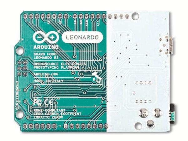 Arduino®, Board Leonardo (with Headers), A000057 - Produktbild 2