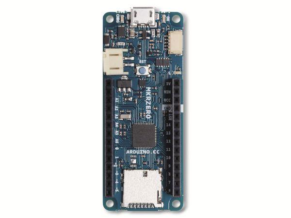 Arduino®, Board MKR Zero, ABX00012, (I2S Bus & SD f. Sound, Musik & digitale Audiodaten) - Produktbild 3