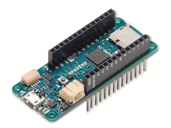 Arduino®, Board MKR Zero, ABX00012, (I2S Bus & SD f. Sound, Musik & digitale Audiodaten) - Produktbild 4