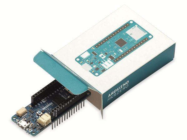 Arduino®, Board MKR Zero, ABX00012, (I2S Bus & SD f. Sound, Musik & digitale Audiodaten) - Produktbild 5