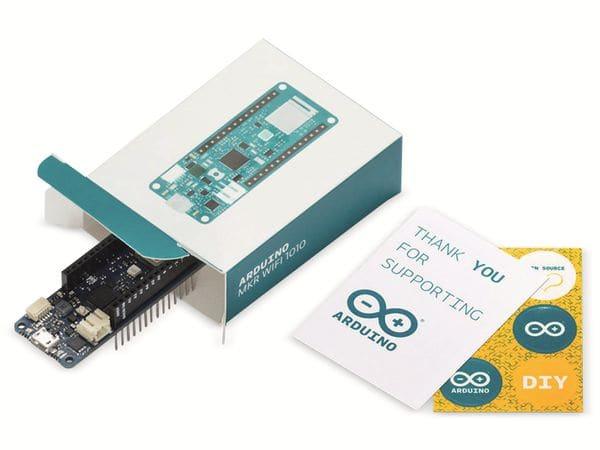 Arduino®, Board MKR WiFi 1010 (WLAN), ABX00023 - Produktbild 2