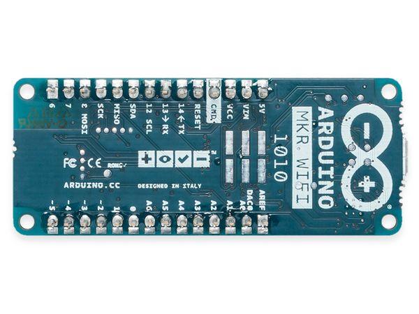 Arduino®, Board MKR WiFi 1010 (WLAN), ABX00023 - Produktbild 3