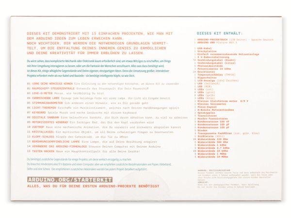 Arduino®, Set Starter Kit German / Deutsch, K040007 - Produktbild 3