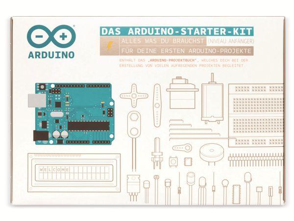 Arduino®, Set Starter Kit German / Deutsch, K040007 - Produktbild 4