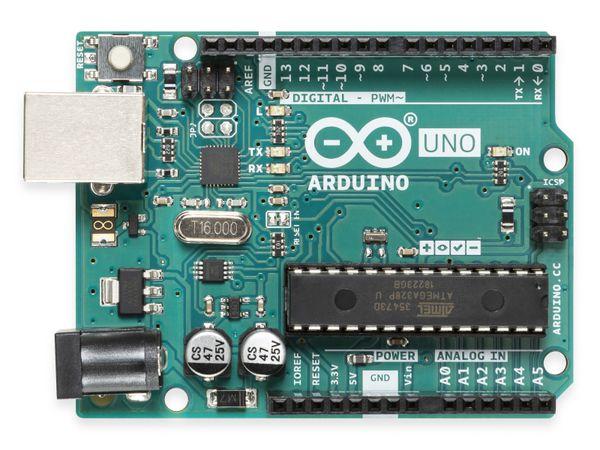 Arduino®, Uno Rev3, A000066