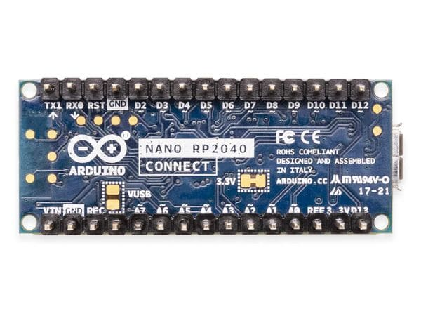 Arduino® Board NANO RP2040 CONNECT without headers - Produktbild 4