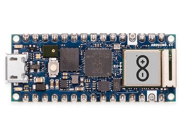 Arduino® Board NANO RP2040 CONNECT with headers