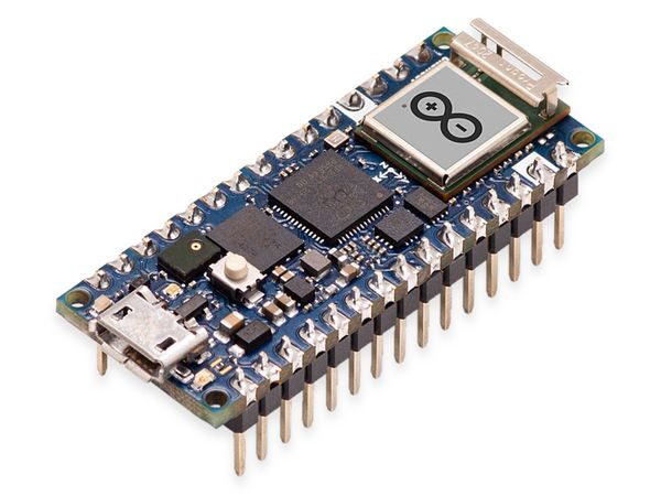 Arduino® Board NANO RP2040 CONNECT with headers - Produktbild 2