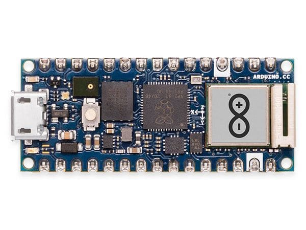 Arduino® Board NANO RP2040 CONNECT with headers - Produktbild 4