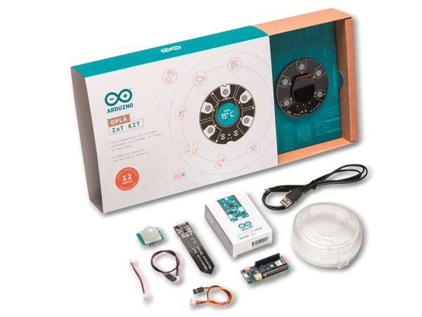 Entwicklerboard, Arduino® Oplà IoT KIT