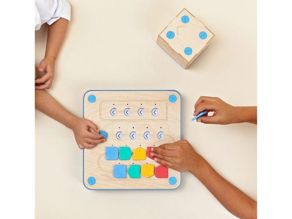 Lernpaket, Cubetto MINT Coding Roboter aus Holz ab 3 Jahren (Geeignet für Montessori) - Produktbild 2
