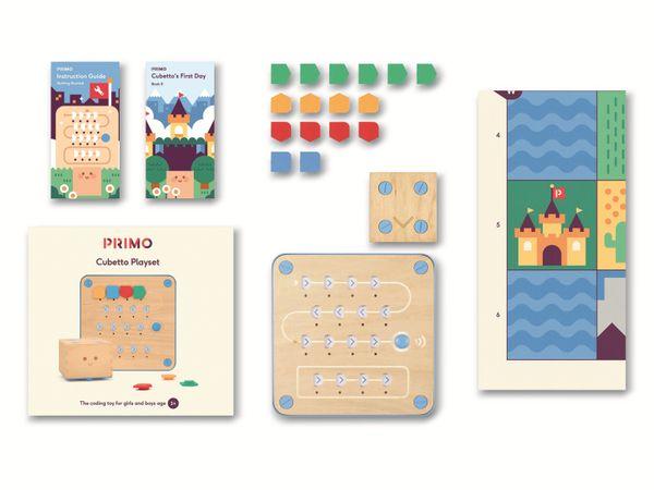 Lernpaket, Cubetto MINT Coding Roboter aus Holz ab 3 Jahren (Geeignet für Montessori) - Produktbild 3