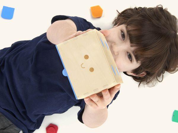 Lernpaket, Cubetto MINT Coding Roboter aus Holz ab 3 Jahren (Geeignet für Montessori) - Produktbild 4