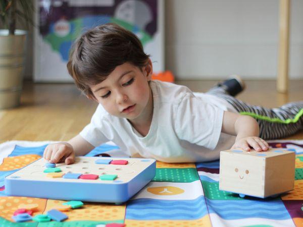 Lernpaket, Cubetto MINT Coding Roboter aus Holz ab 3 Jahren (Geeignet für Montessori) - Produktbild 6