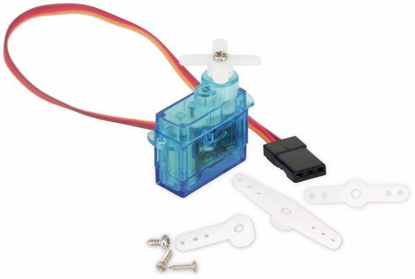 Servomotor, analog - Produktbild 1