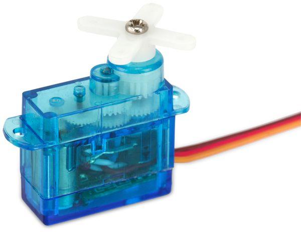Servomotor, analog - Produktbild 2